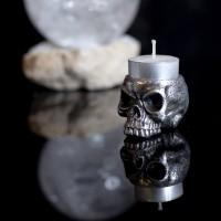 Skull - Tea Light Holder