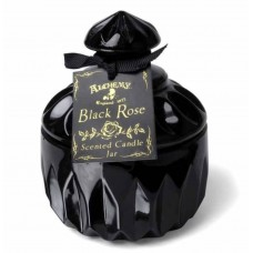 Vintage Scented Candle Jar (Square)