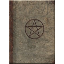 Magic  Journal with pentacle