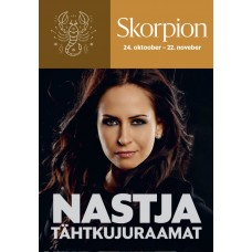 Skorpion -Nastja tähtkujuraamat