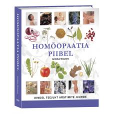 Homöopaatia piibel - Ambika Wauters