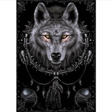 WOLF DREAMS - Poster 62x92cm