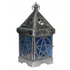 Glass Lantern PENTACLE