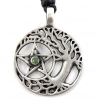 The  tree of the Druids Amulet