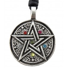 Astral Senses Wiccan Amulet