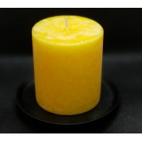 Ginger and orange Scented candle