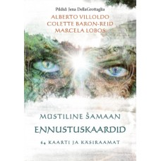 Müstiline Samaan - cards and book in estonian