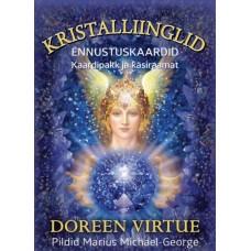 Kristalliinglid ennustuskaardid - Doreen Virtue