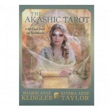 The Akashic Tarot by Sharon Anne Klinger & Sandra Anne Taylor
