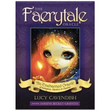 FAERYTALE ORACLE - Lucy Cavendish Illustrated by Jasmine Becket-Griffith