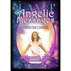 I AM I' Angelic Messages Oracle Cards