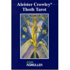 Aleister Crowley Thoth Tarot tarokaardid