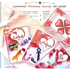 Lenormand of love - estonian Lenormand cards