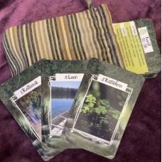 "Lenormand cards ""Maagiline Mets"""