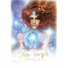 Star Temple Oracle - SUZY CHERUB Artwork by Laila Savolainen