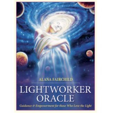 LIGHTWORKER ORACLE - Alana Fairchild Illustrated by Mario Duguay