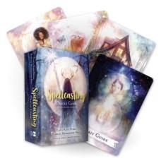 Spellcasting Oracle Cards - Flavia Kate Peters, Bbarbara Meiklejohn-Free,  Lisbeth Cheever-Gessaman
