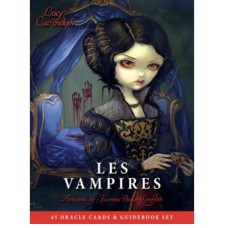 LES VAMPIRES ORACLE Lucy Cavendish Artwork by Jasmine Becket-Griffith
