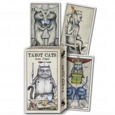 Tarot Cats -Ana Juan