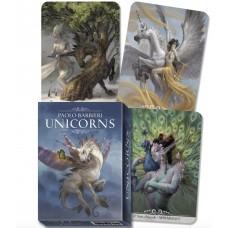 Barbieri Unicorns Oracle Cards  - Paolo Barbieri (Author), Rachel Paul (Author)