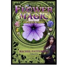 Flower Magic Oracle -Rachel Patterson, Kate Osborne