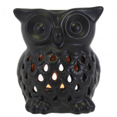 Oil burner owl