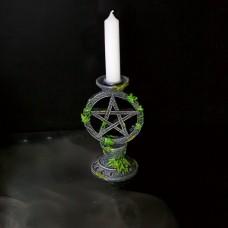 Pentagram Candlestick