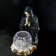 Reapers Prayer Candle Holder