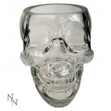 Crystal Skull Glass 11.5cm