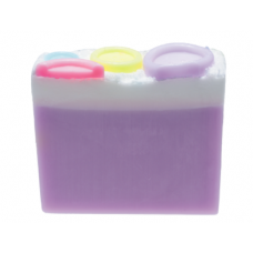 Button Babe Soap
