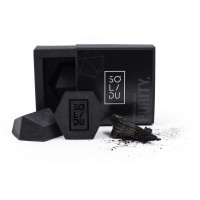 Purity Charcoal and tea tree body soap - Solidu