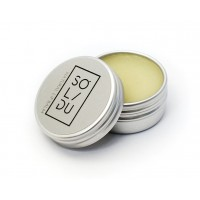 Cooling Cocoa, Mint & Coconut Lip Balm  - Solidu